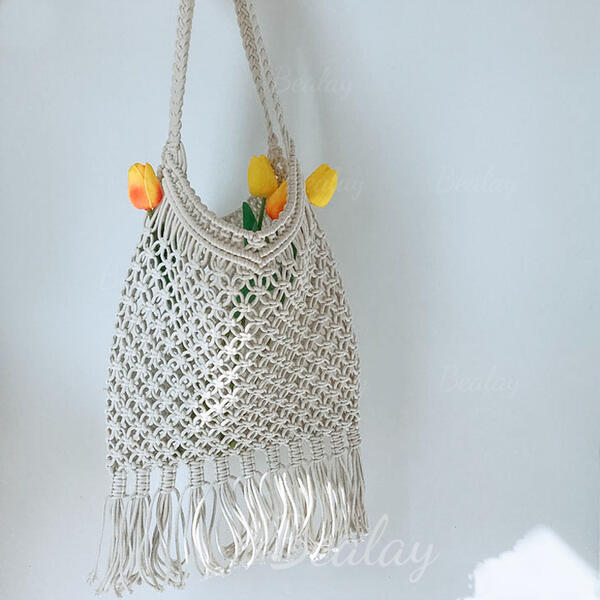 Classical/Dreamlike/Bohemian Style/Braided Tote Bags/Beach Bags/Bucket Bags/Hobo Bags/Storage Bag