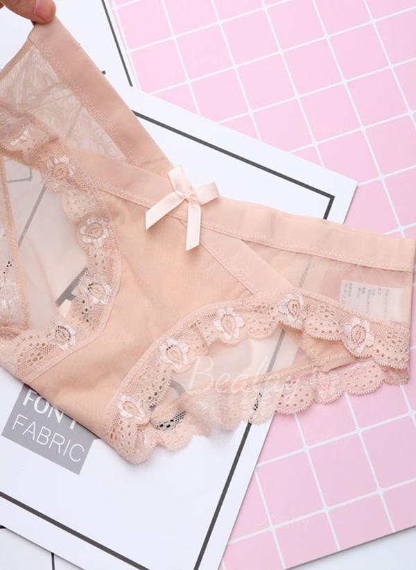 Lace Brief Panty