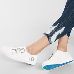 Women's Canvas Casual Outdoor With Buckle shoes