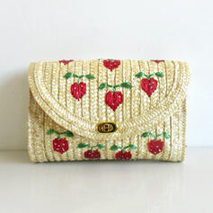 Cute/Vintga/Bohemian Style/Braided/Handmade Clutches/Crossbody Bags/Shoulder Bags/Beach Bags