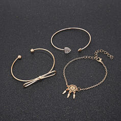 Alloy Bracelets Beach Jewelry (Set of 3)