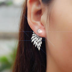Nice Alloy Ladies' Earrings