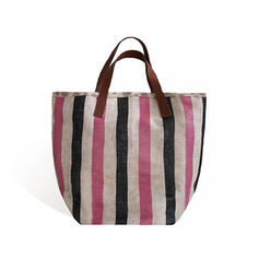 Vintga/Stripe/Super Convenient Tote Bags/Beach Bags/Hobo Bags/Storage Bag