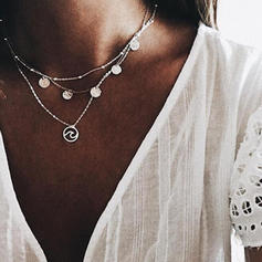 Chic Alloy Women's Beach Jewelry