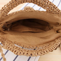 Charming Straw Shoulder Bags/Beach Bags
