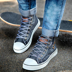 Unisex Cloth Casual Outdoor With Lace-up shoes