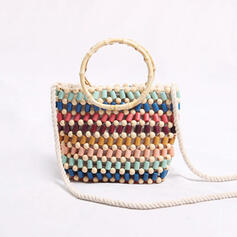 Unique/Cute/Vintga/Bohemian Style/Braided Tote Bags/Shoulder Bags/Beach Bags