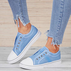 Women's Canvas Casual Outdoor With Others shoes