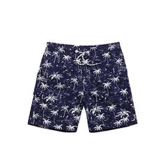 Heren Bladeren Board Shorts