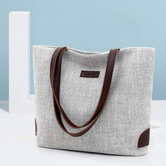 Solid Color/Bohemian Style/Simple/Super Convenient Tote Bags/Beach Bags/Hobo Bags