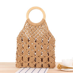 Dreamlike/Bohemian Style/Braided/Multi-functional/Super Convenient Tote Bags/Beach Bags/Hobo Bags/Storage Bag