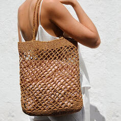 Elegant/Charming/Classical/Bohemian Style/Braided/Simple/Handmade Tote Bags/Beach Bags/Hobo Bags/Storage Bag
