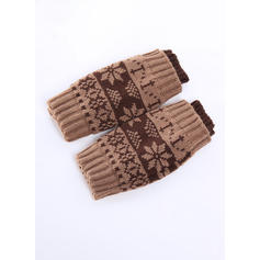 Retro/Vintage/Christmas attractive/Cold weather/Christmas Gloves